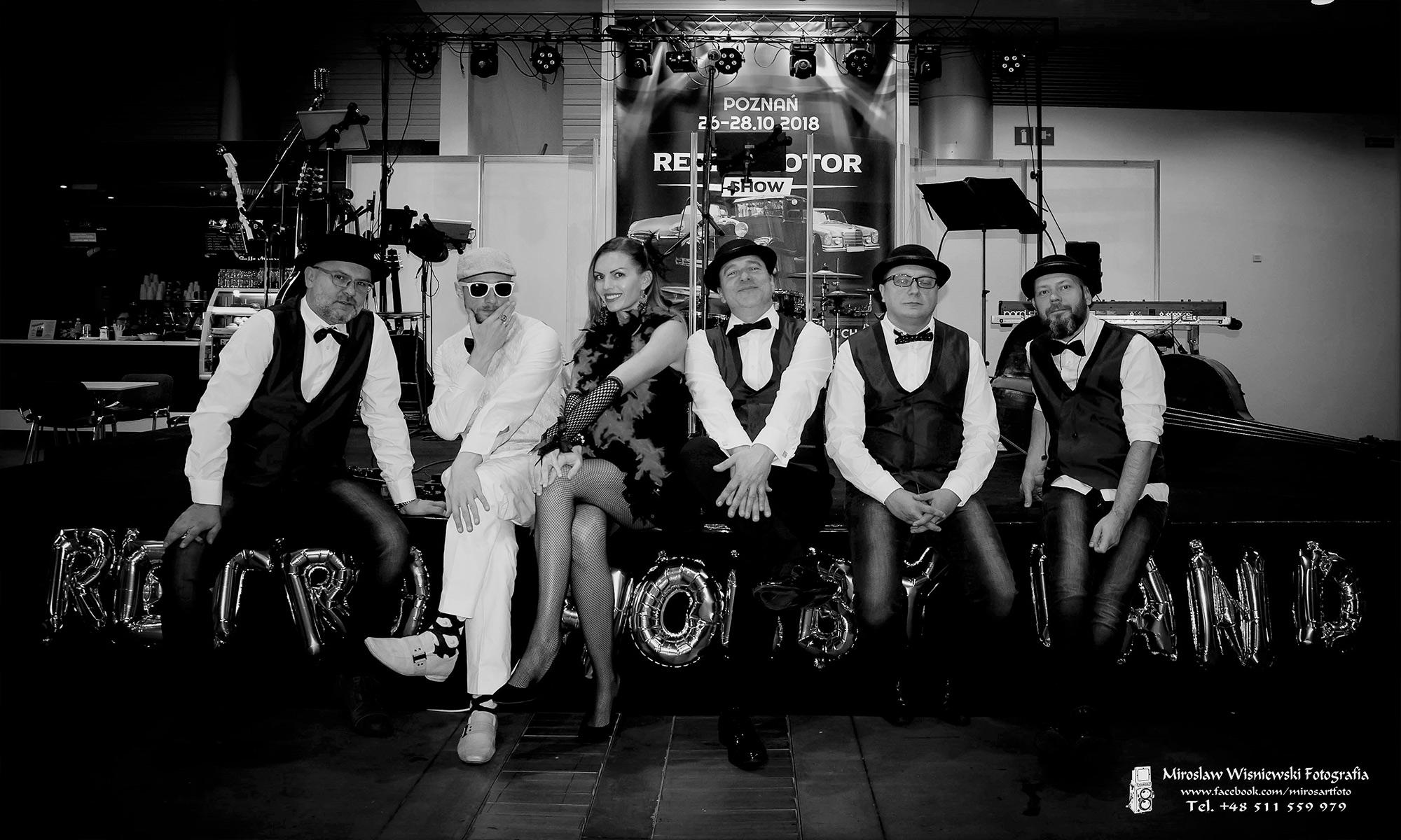 Witamy na naszej stronie - Retro Hobby Band